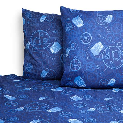 dr who gallifrey bed set queen exclusive doctor who bed sheets thinkgeek