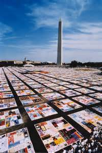 Aids Memorial Quilt by The Blanket Harlem Aids Blanket