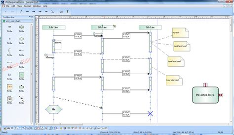 sequence diagram tool free i like shareware uml sequence diagram tool