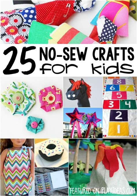 no sew craft projects 17 best ideas about no sew projects on no sew