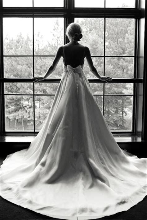pretty things wedding wednesday waiting by the window