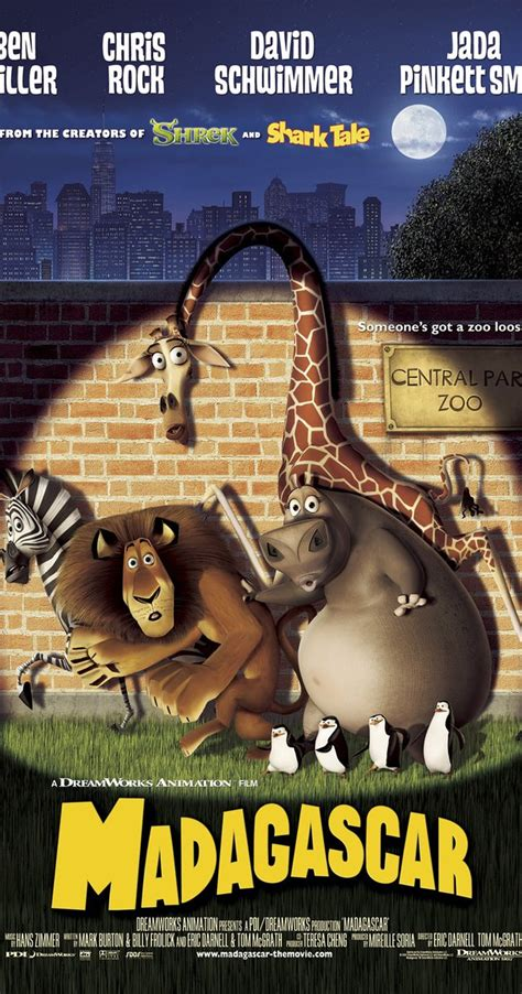 film with lion in the title madagascar 2005 imdb