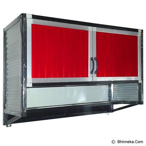 Rak Piring Aluminium Di jual bina karya kitchen set aluminium gantung rak