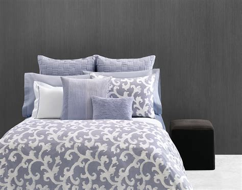 vera wang bedding vera wang scrolls duvet set from beddingstyle com