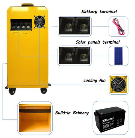 1500w 1800w solar power generator for home use buy solar