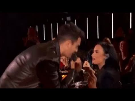 demi lovato st song 2016 iheartradio music awards joe jonas serenades ex