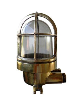 antique brass ship lights ship lights marine salvage nautical antiques vintage