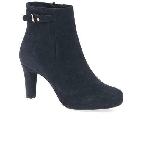 womens dress boots unisa nave womens dress ankle boots unisa from charles