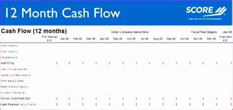 9 Excel Cash Flow Template Exceltemplates Exceltemplates Flow Forecast Template