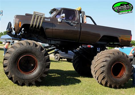 Monster Mud Truck