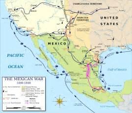 and the mexican war map memoria pol 237 tica de m 233 xico