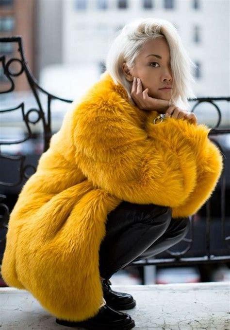 best 25 faux fur coats ideas on faux coat