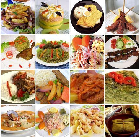 la comida de la fotos de platos de la comida peruana facebook perutour360