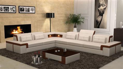 moderne meubels sofa  lederen bankstel bank  de