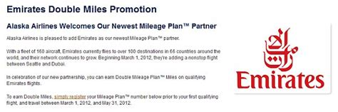 emirates miles partner earn elite qualifying and double redeemable miles on