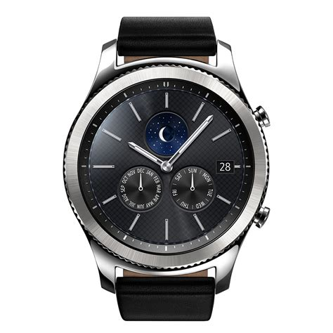 Samsung Gear S3 samsung announces the gear s3 classic and gear s3 frontier