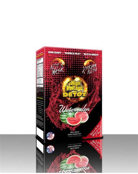 High Voltage Detox Watermelon Reviews by High Voltage Detox Watermelon Detox Cleanse Heritage Smoke