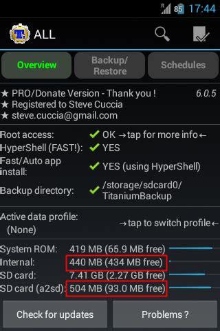 Memori Hp External cara mengosongkan memori android dengan mounts2sd aplikasi android