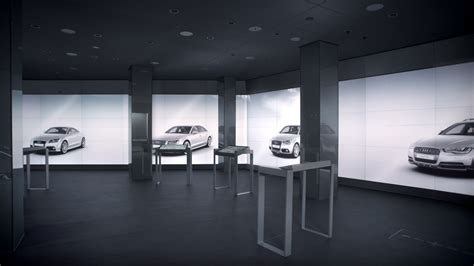 audi showroom digital marketing in the automotive industry hallam internet