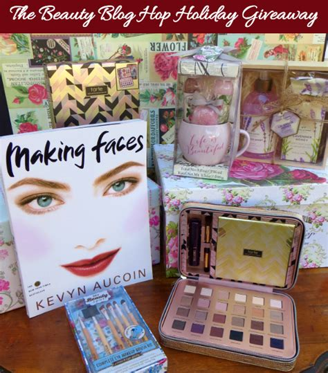 Beauty Blog Giveaway - the beauty blog hop holiday giveaway