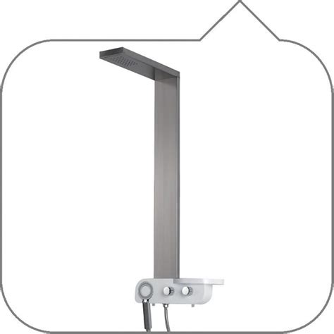 colonna doccia attrezzata universalshop it colonna doccia attrezzata loira