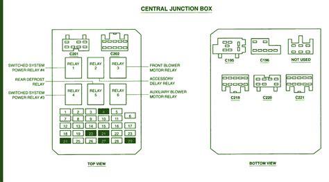 2001 ford windstar fuse box diagram toyota corolla oxygen sensor location toyota get free