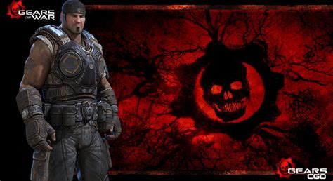 gears of war 3 marcus fenix by gearscgo on deviantart