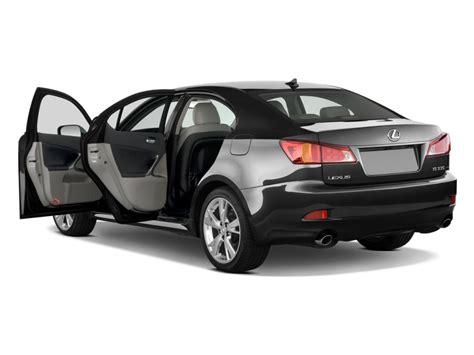lexus cars 4 door image 2010 lexus is 350 4 door sedan open doors size