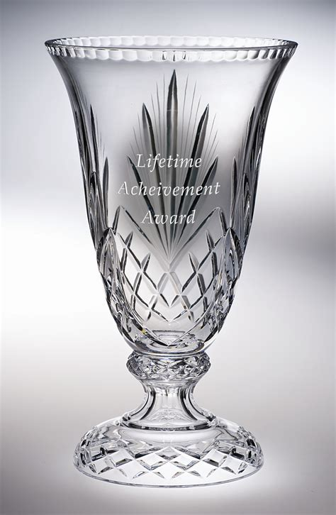 Chrystal Vase by Awards Vases