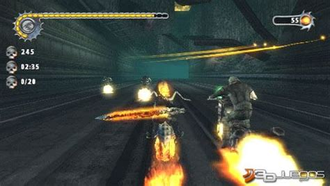psp themes ghost rider ghost rider usa iso