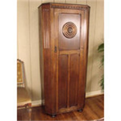 armoire coat closet antique english oak wardrobe hall coat closet armoire 01