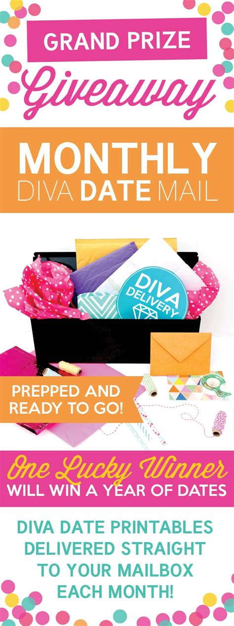Grand Prize Giveaway - it s party time tonight be there the dating divas