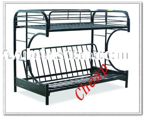Futon Bunk Bed Assembly How To Put Together A Size Metal Bed Frame