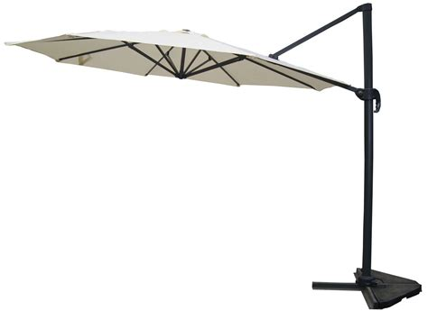 parasol jardin pas cher parasol rectangulaire pas cher