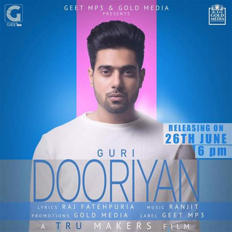 song by djpunjab dooriyan guri lyrics punjabi song mp3 djpunjab mrjatt