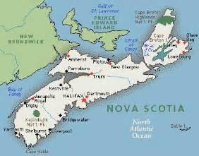 map ns canada halifax scotia real estate
