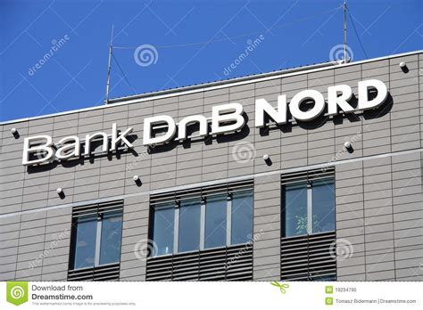dnb bank no dnb nord editorial image image 19234790