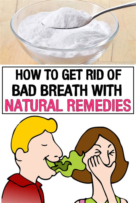 How To Get Rid Of Bad Breath For Good Beauty Insider Org | how to get rid of bad breath with natural remedies