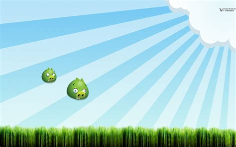 wallpaper with game birds angry birds computer wallpapers desktop backgrounds
