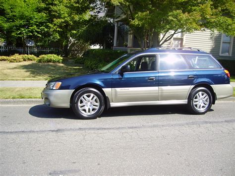 blue subaru blue 2002 subaru outback for sale awd auto sales