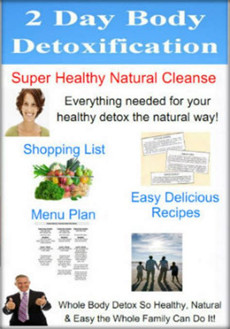 I Need To Detox My Whole by The Free Detox Plan 100 Cleanse