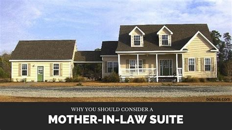 13 unique homes with in law suites home building plans why you should consider building a mother in law suite