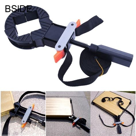 multifunction blet clamp woodworking quick adjustable band