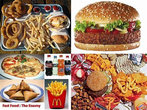 junk food one life live it avoid junk food