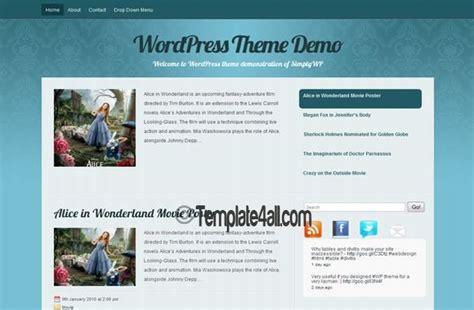 themes wordpress blue web hosting blue wordpress theme download