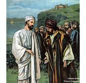 Mark 8 Bible Pictures Peters Great Confession