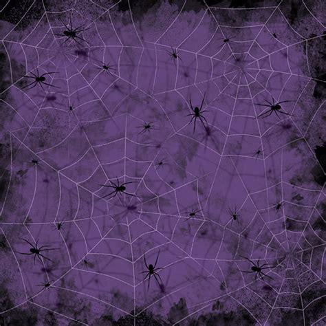 spider web pattern paper karen foster design halloween collection 12 x 12 paper