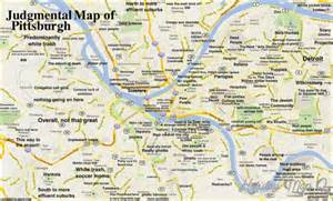 Pittsburgh Map Usa by Pittsburgh Map Map Holiday Travel Holidaymapq Com