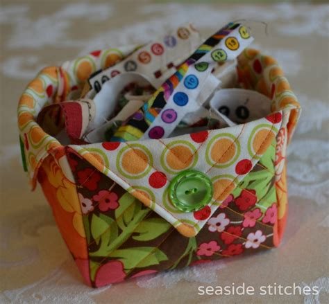 pattern fabric boxes quilted fabric storage treasure boxes free tutorials