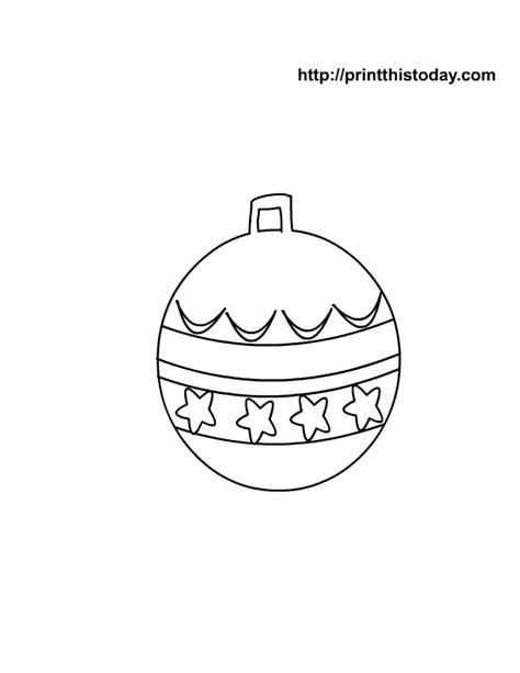 free printable christmas coloring page for kids